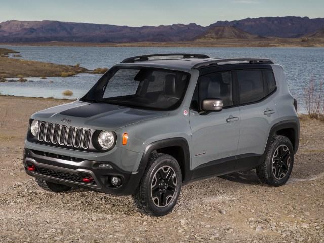 2014 Jeep Renegade Trailhawk