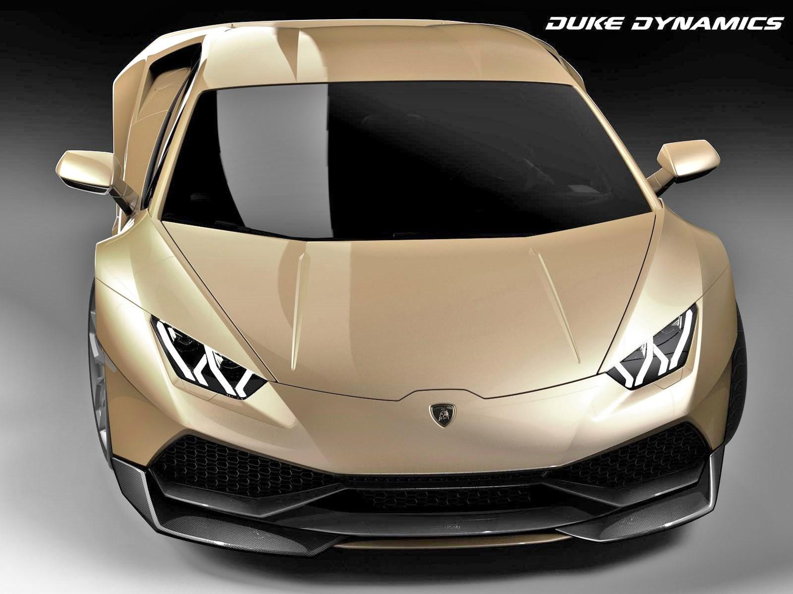 Lamborghini Huracan Minotauro 2014 - Duke Dynamics