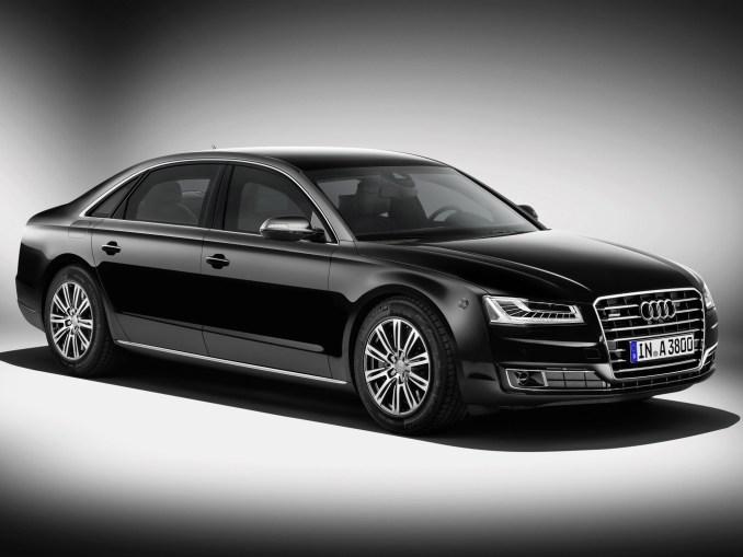2014 Audi A8l Security D4