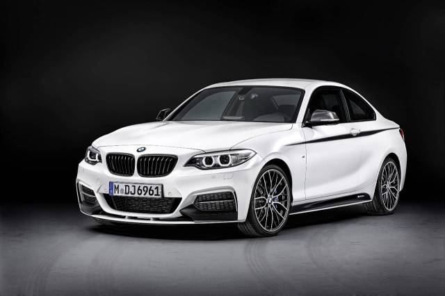 2014 Bmw 2 Series Coupe M-Performance