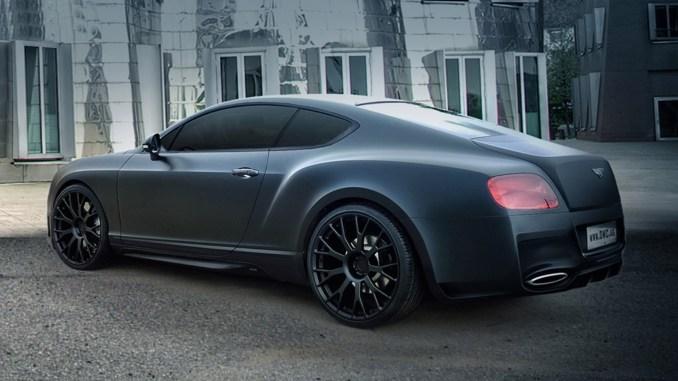 2014 DMC Bentley Continental GT Duro China Edition