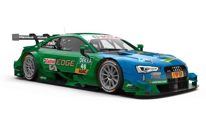 2015 Audi RS5 DTM - Edoardo Mortara