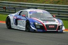 2015 FFSA GT Sainteloc Racing Audi R8 N°24