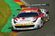 2015 FFSA GT Sport Garage Ferrari 458 Italia N°06