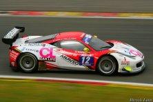 2015 FFSA GT Sport Garage Ferrari 458 Italia N°12