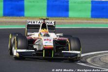 2015 GP2 Hongrie - Campos Racing - Rio Haryantorio