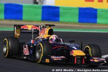 2015 GP2 Hongrie - Dams - Pierre Gasly