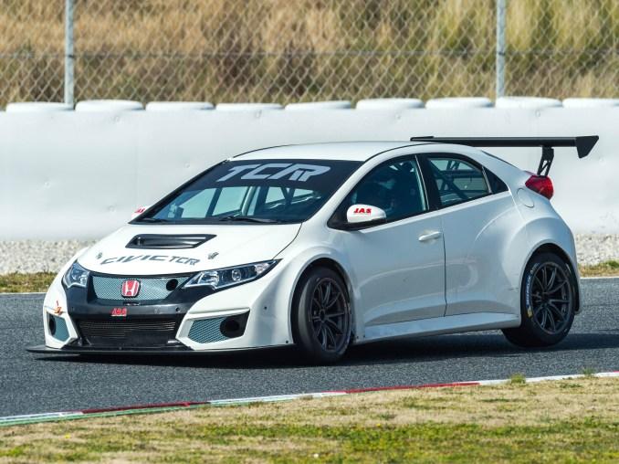 2015 Honda Civic TCR