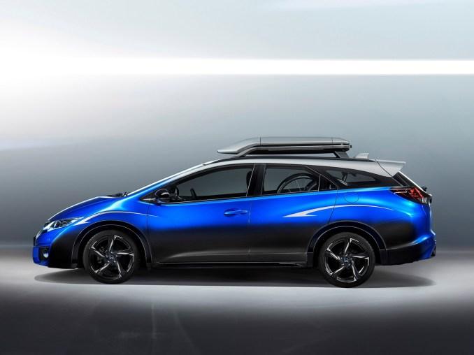 2015 Honda Civic Tourer Active Life Concept