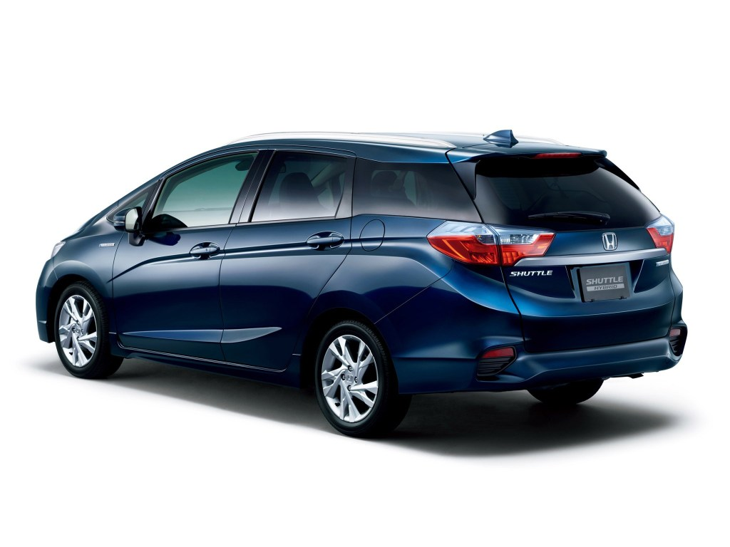2015 Honda Fit Shuttle