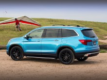 2015 Honda Pilot Accessory Package