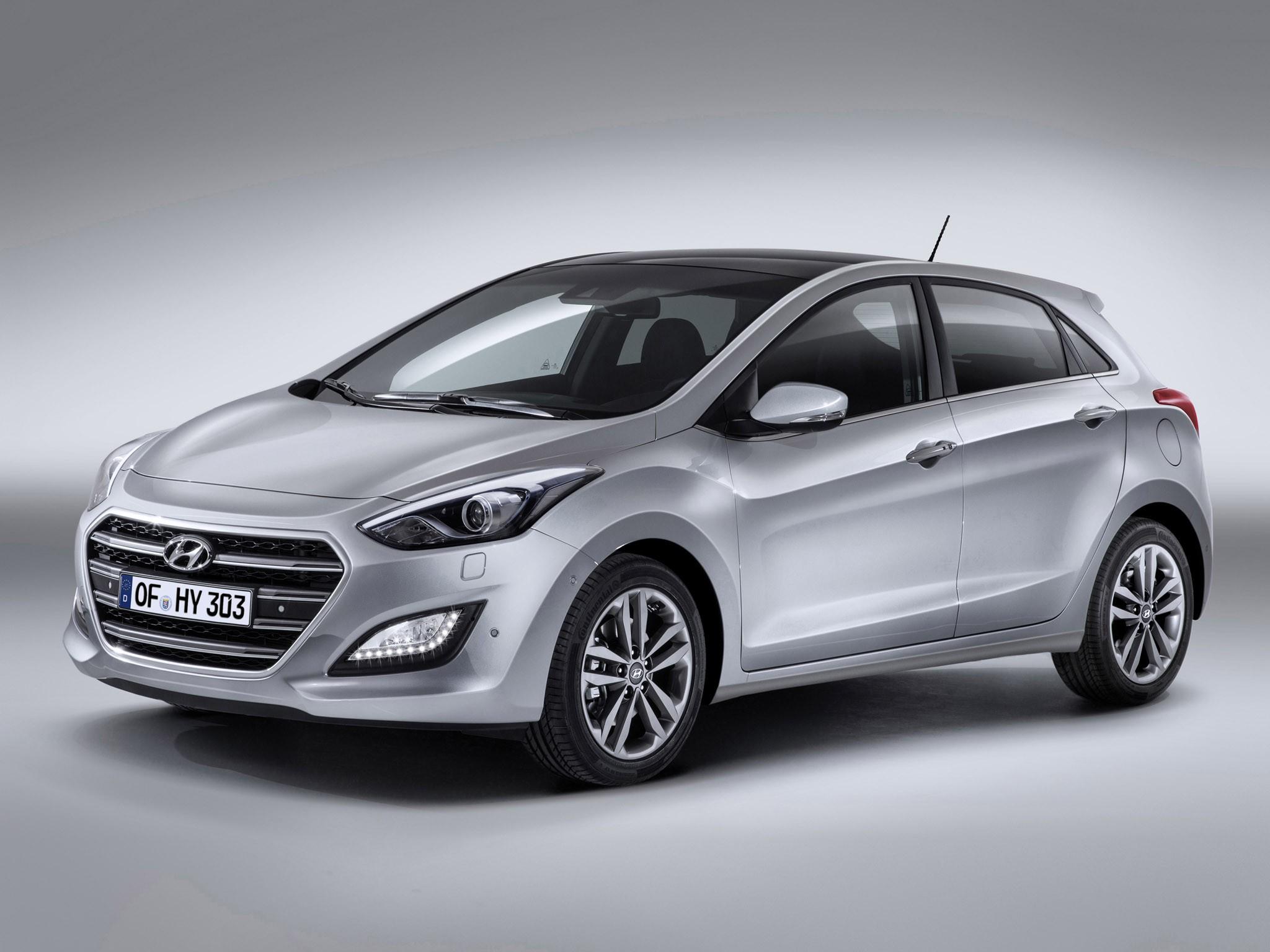 2015 Hyundai i30 5 Portes