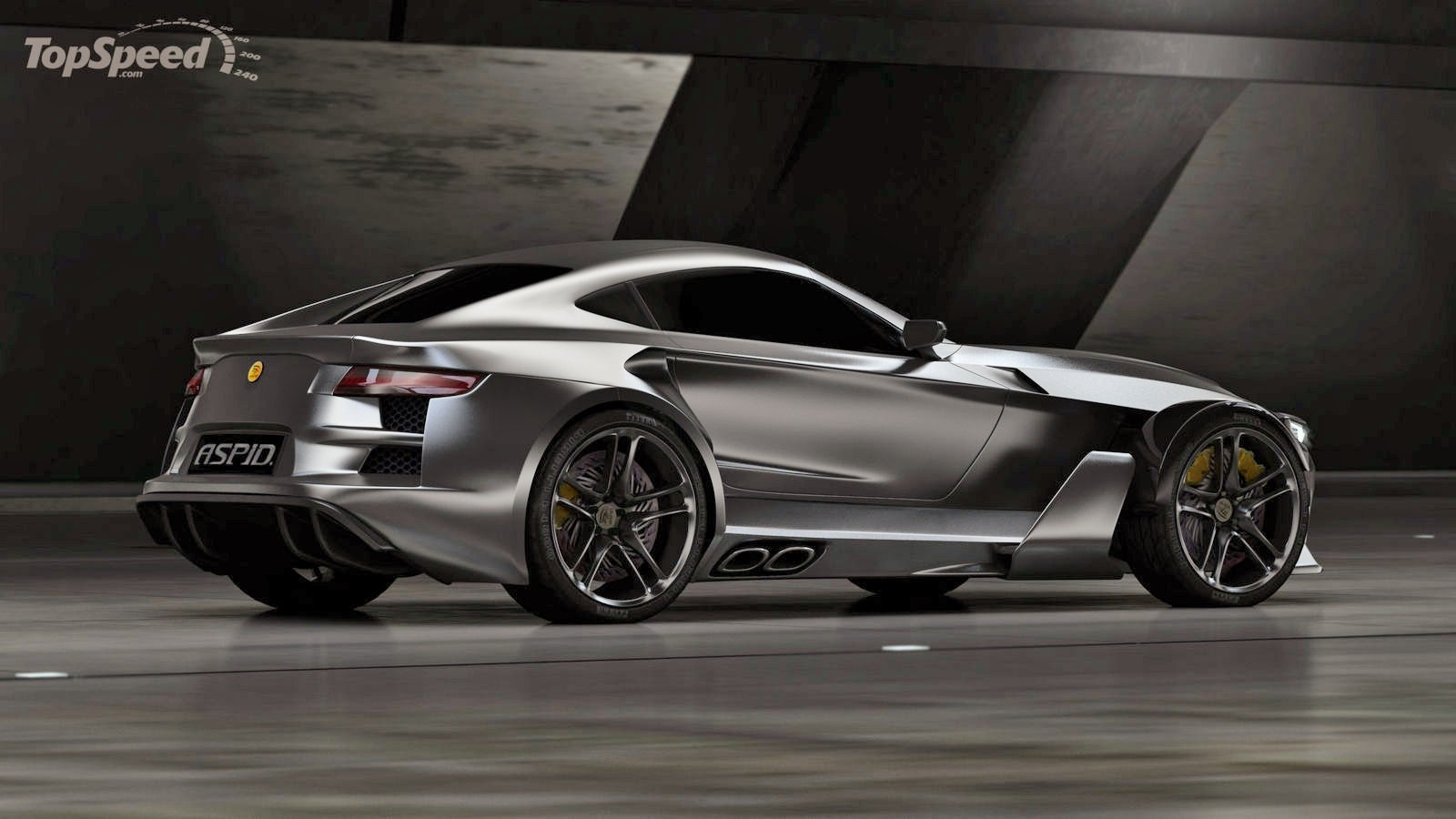 2015 IFR Automotive Aspid GT-21 Invictus