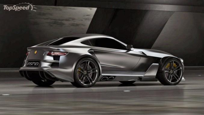 2015 IFR Automotive Aspid GT-21 Invictus
