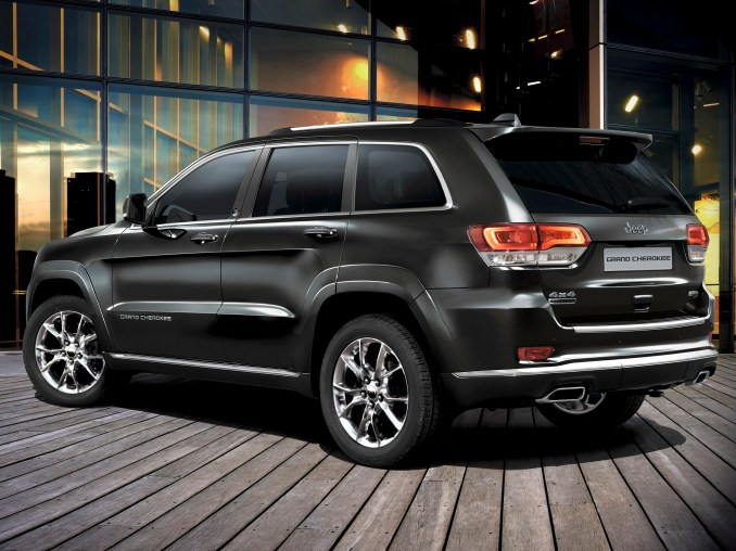 2015 Jeep Grand Cherokee Montreux Jazz Festival