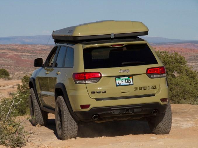 2015 Jeep Grand Cherokee Overlander Concept wk2