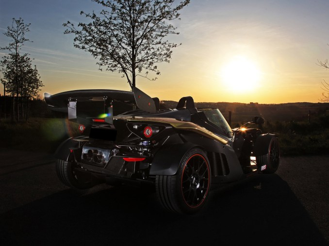 Ktm X-Bow Gold Edition 2015 - Wimmer RS