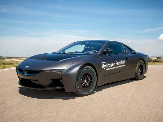 2015 Bmw Hydrogen Fuel Cell Concept