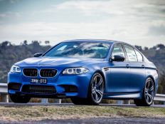 2015 Bmw M5 Pure Edition F10