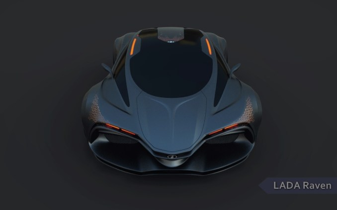 2015 Lada Raven
