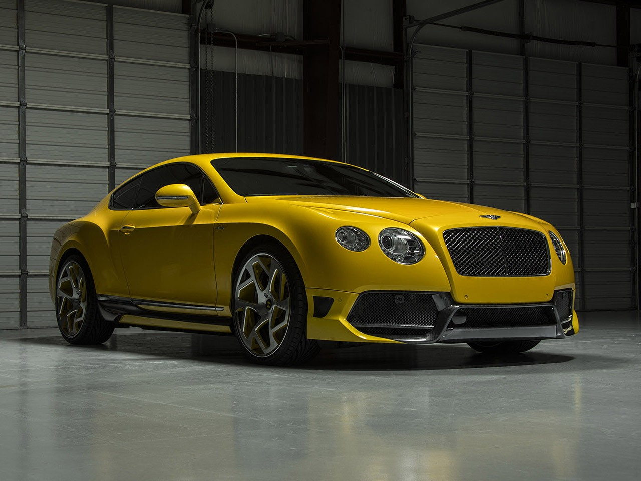 2015 Vorsteiner Bentley Continental GT BR10 RS