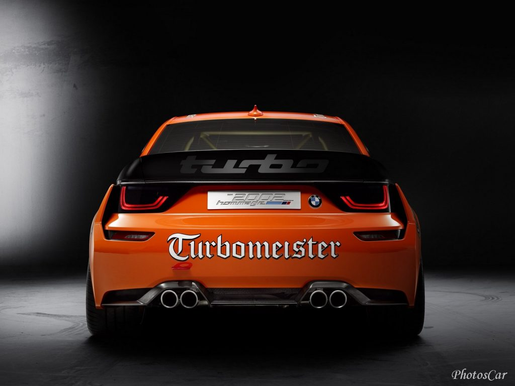 2016 Bmw 2002 Hommage TurboMeister