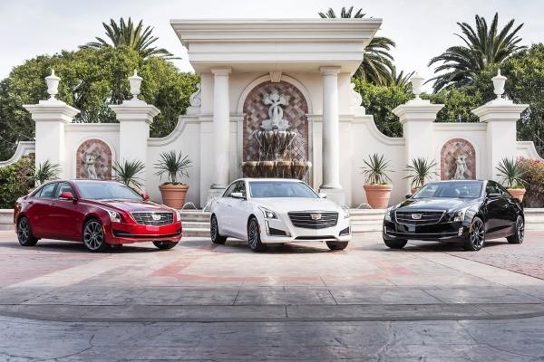 Cadillac ATS Coupe Black 2016: Disponibles en coupé ou en berline