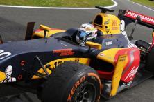 2016 GP2 Series Silverstone Antonio Giovinazzi