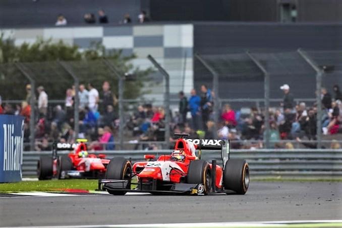 2016 GP2 Series Silverstone Nabil Jeffri