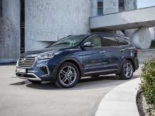 2016 Hyundai Grand Santa Fe