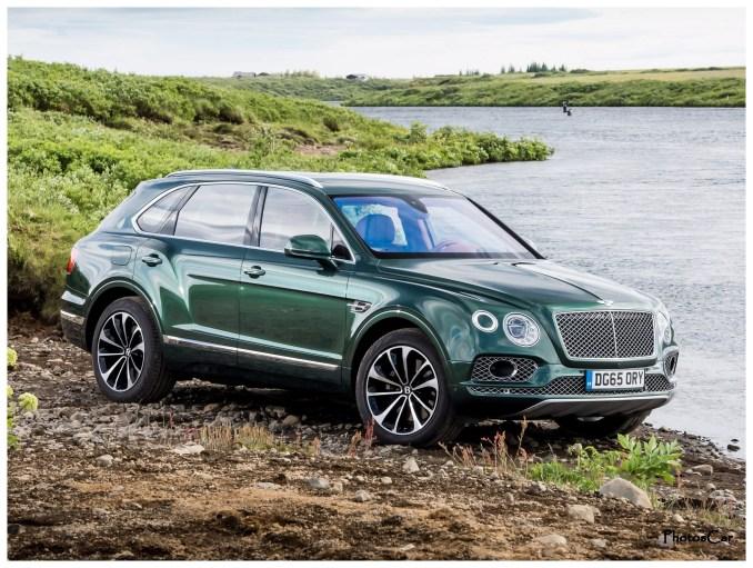 2016 Bentley Bentayga Fly Fishing by Mulliner