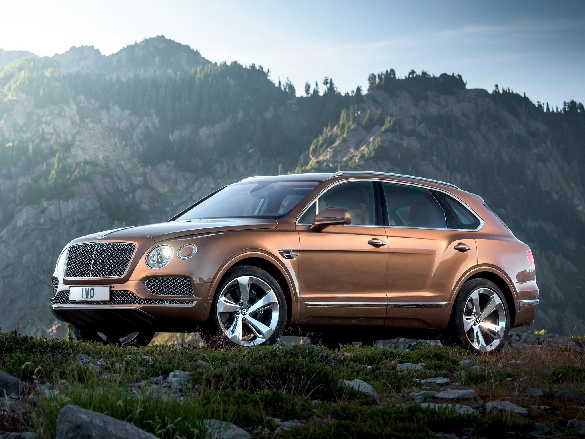 Bentley Bentayga SUV 2016 - Plus puissant et plus luxueux - Photoscar