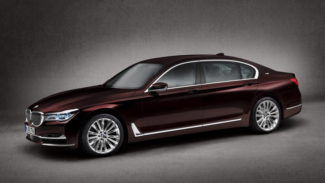 BMW Serie 7 xDrive 2016 synonyme de précision et de qualité haut niveau