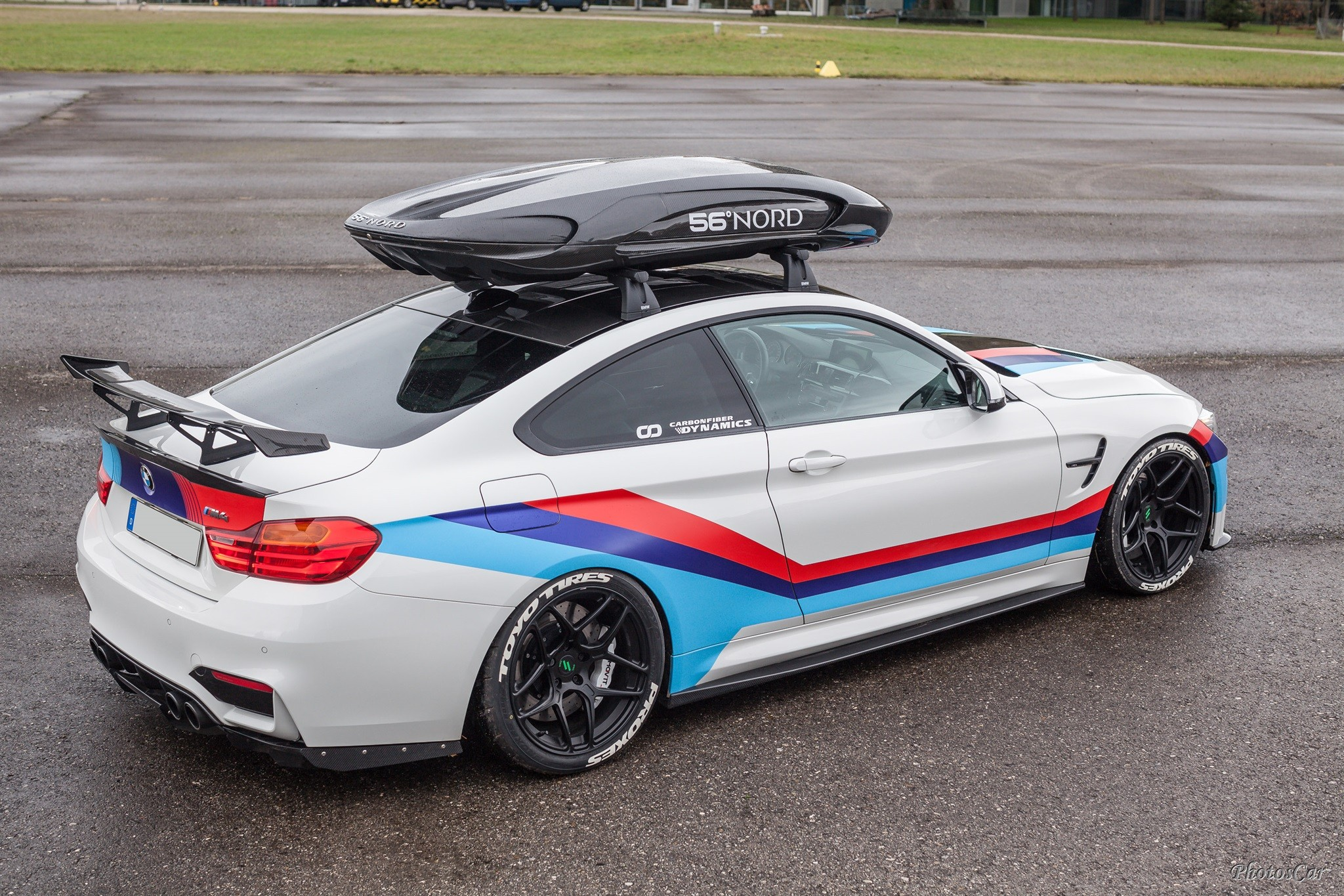 2016 Bmw F82 M4 by Carbonfiber Dynamics