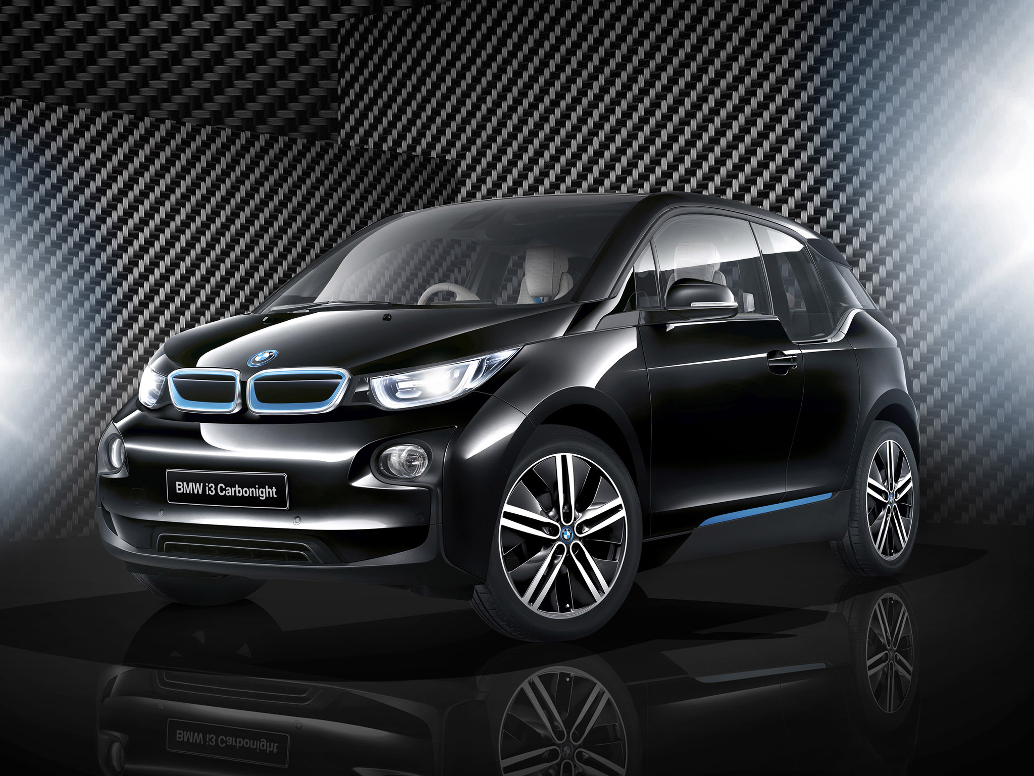 2016 Bmw i3 Carbonight