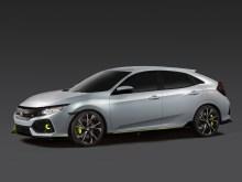 2016 Honda Civic Hatchback Prototype
