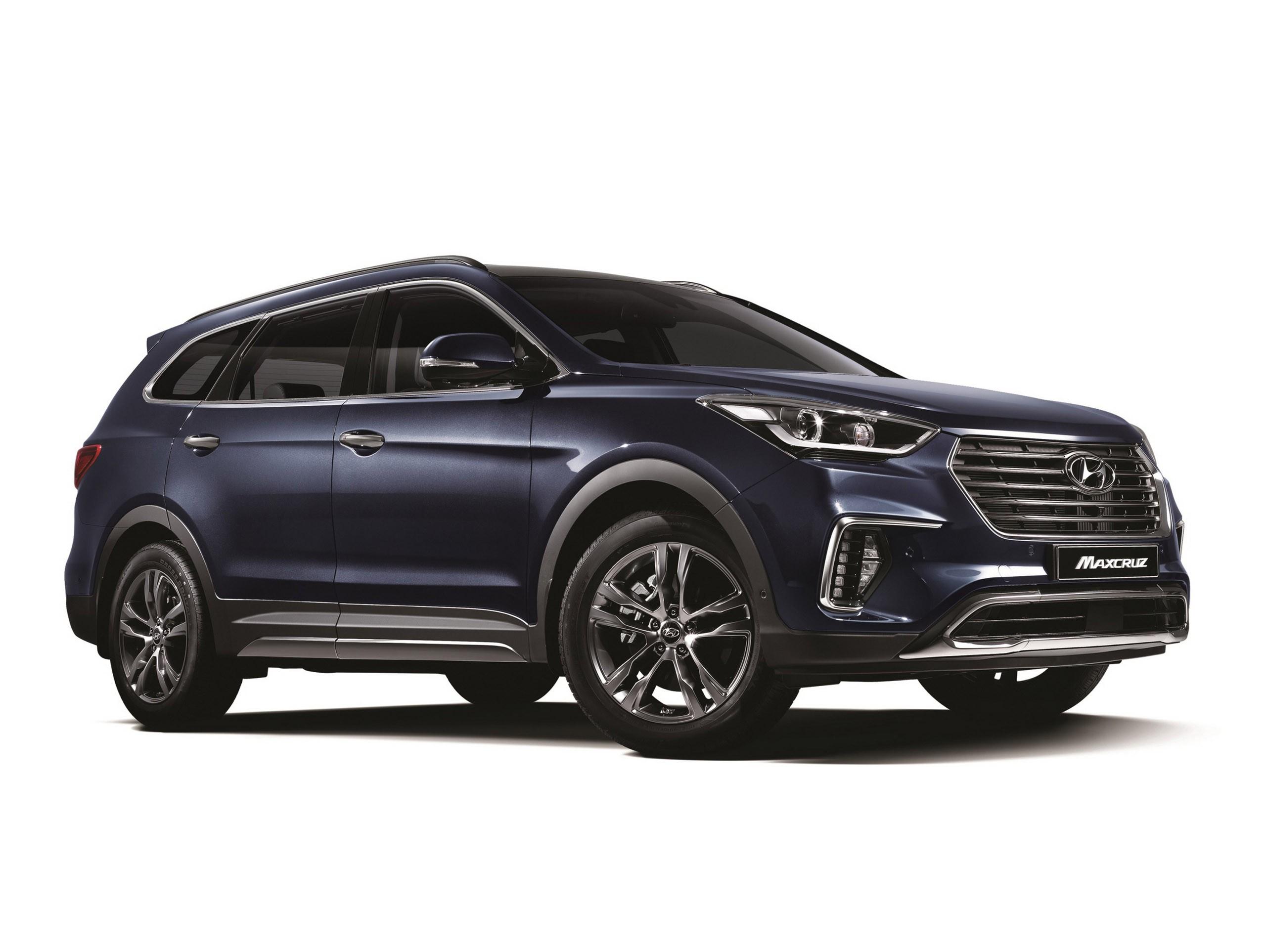 2016 Hyundai Maxcruz Santa Fe