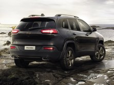 2016 Jeep Cherokee 75th Anniversary Europe