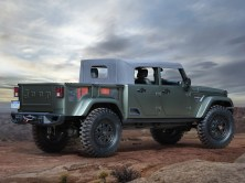 2016 Jeep Crew Chief 715 Concept
