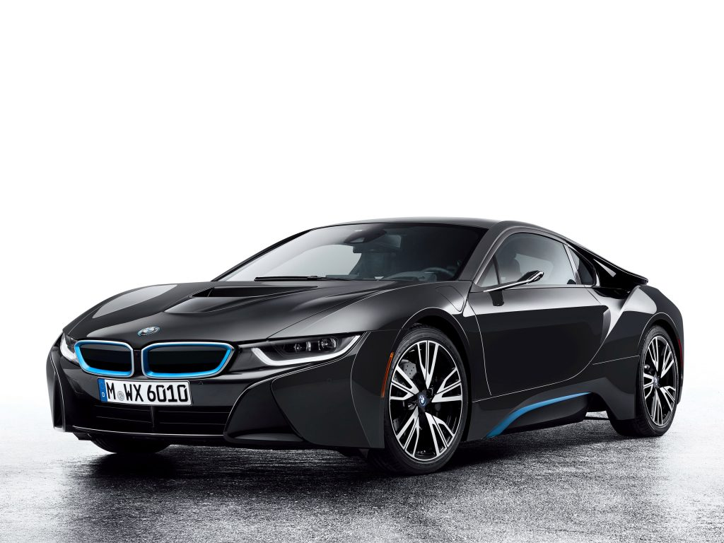 2016 Bmw I8 Mirrorless Concept I12