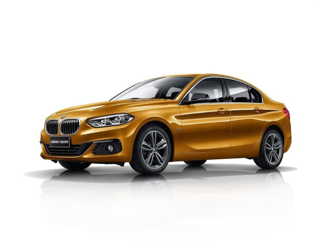 BMW Series 1 Sedan 2017
