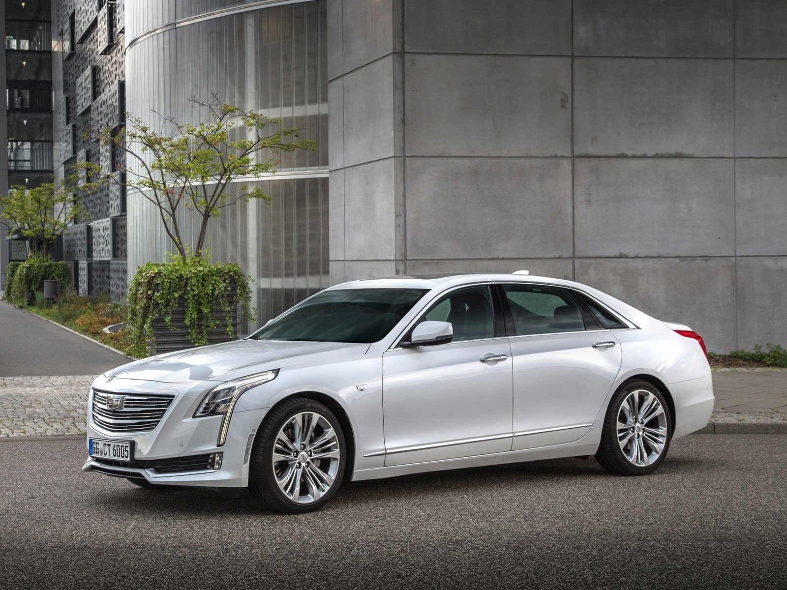 2017 Cadillac CT6 EU Version