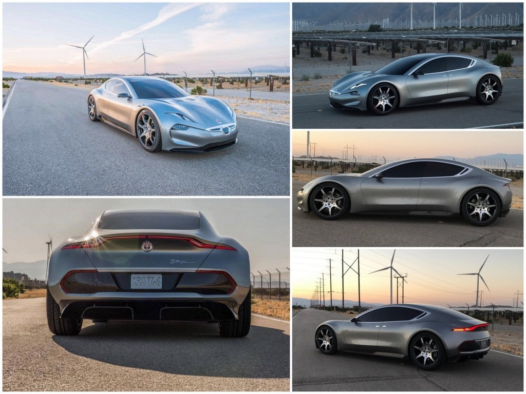 2017 Fisker EMotion