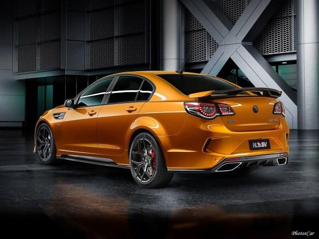 2017 HSV GTS-R W1