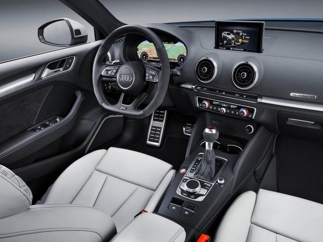 2018 Audi RS3 Sportback