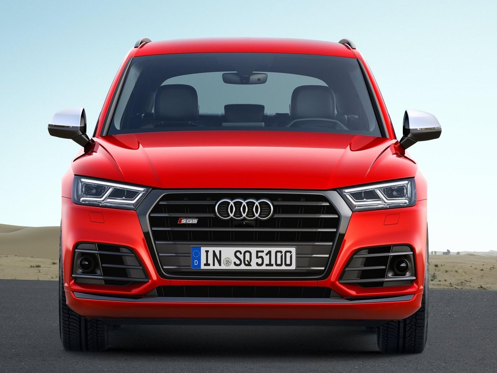 Audi SQ5 TFSI 3.0 2018