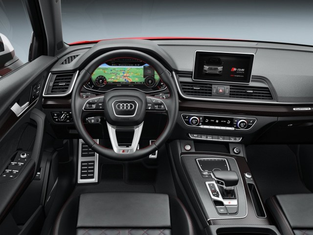 2018 Audi SQ5 3.0 TFSI