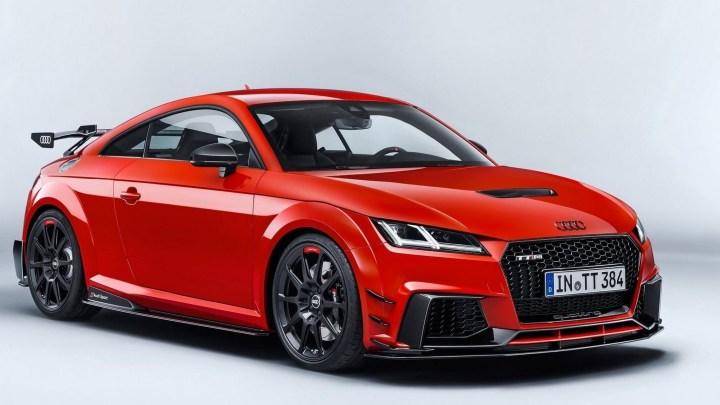 Audi TT RS Performance Parts 2018: Une puissance totale de 400 ch.