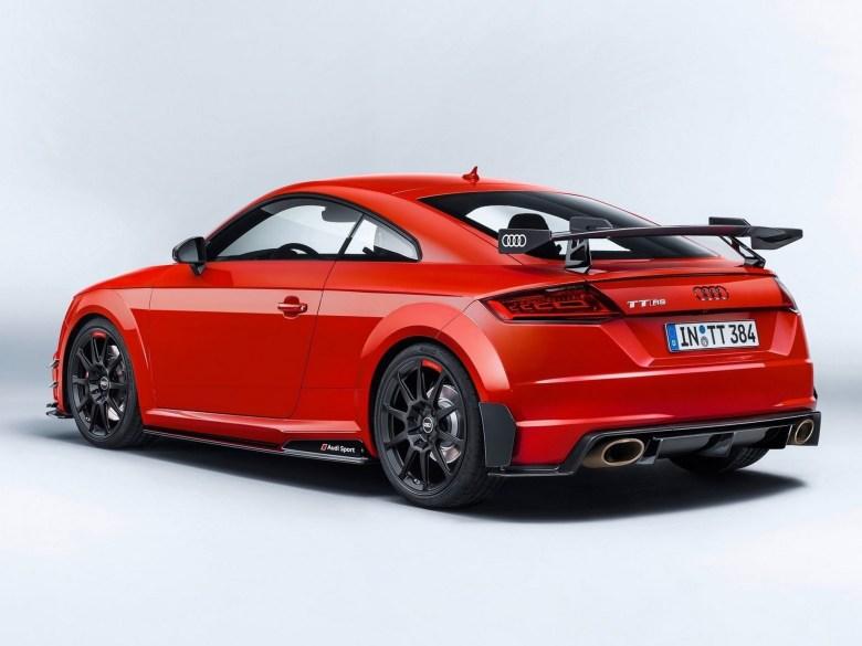 Audi TT RS Performance Parts 2018