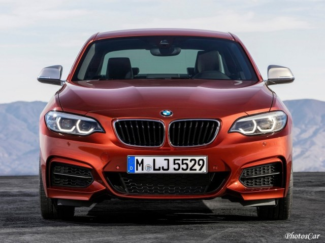 BMW M240i Coupe 2018